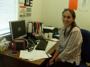 Dr Claire Isham